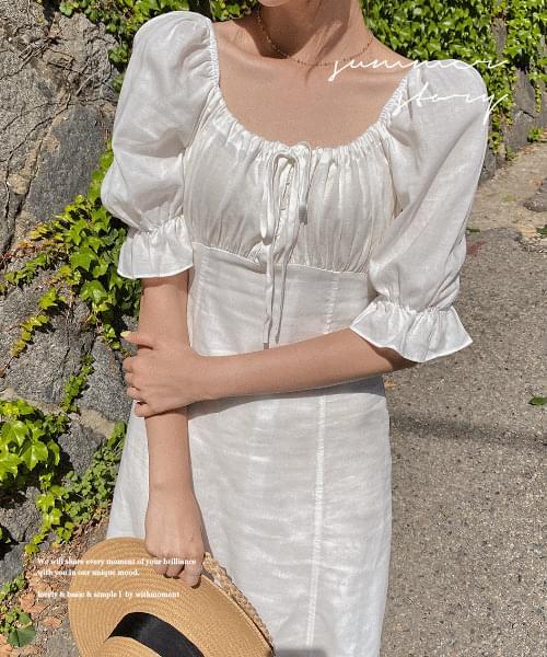 Miracle Dress - Linen 50