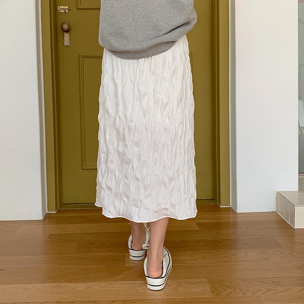 Victory pleated skirt