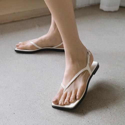 heiden strap sandals