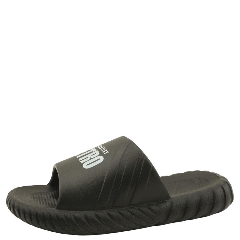 Lightweight Soft Couple Sports Slippers Black