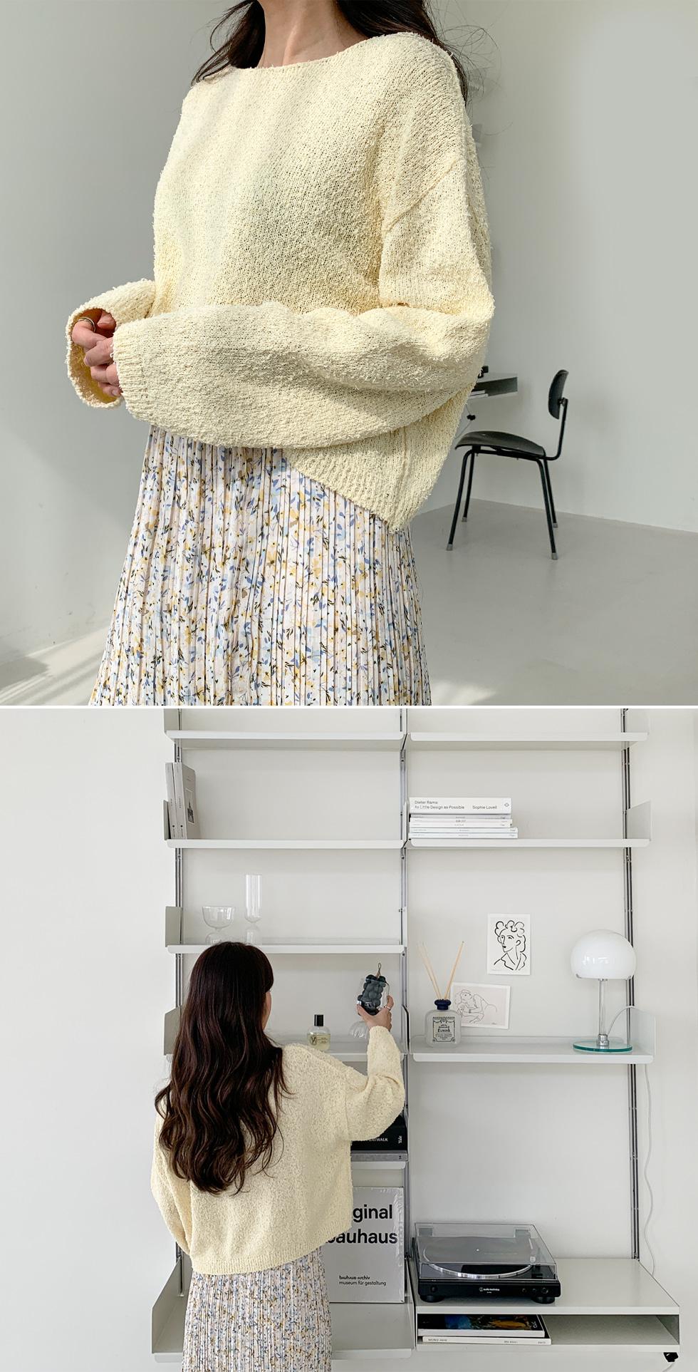 Iris wrinkle skirt