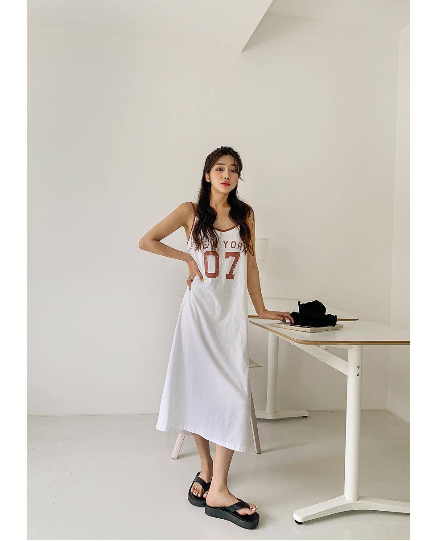 New York Color Dress
