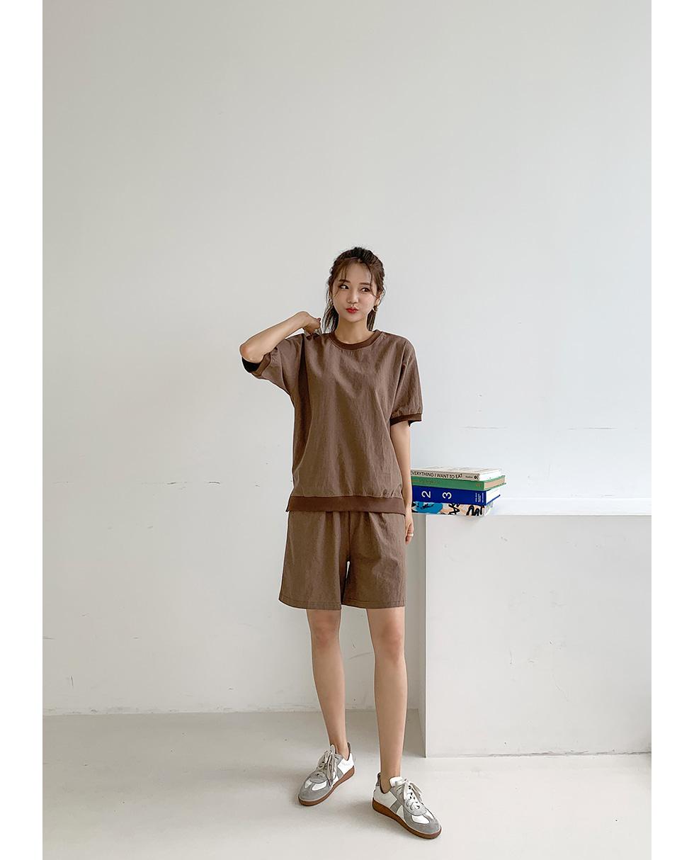 Linen Bamboo Set