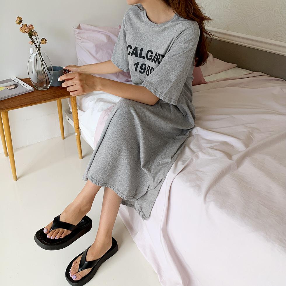 Capri Easy Dress