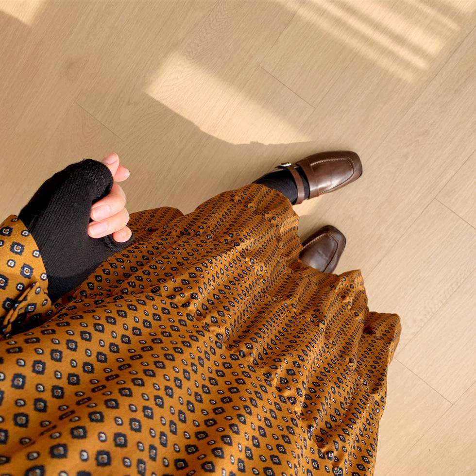 Rachata Flower Dress