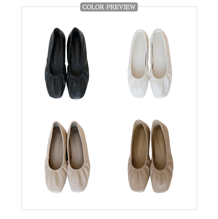 Franco flat shoes