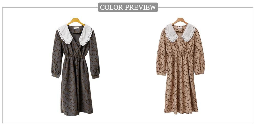 Jour color race Dress