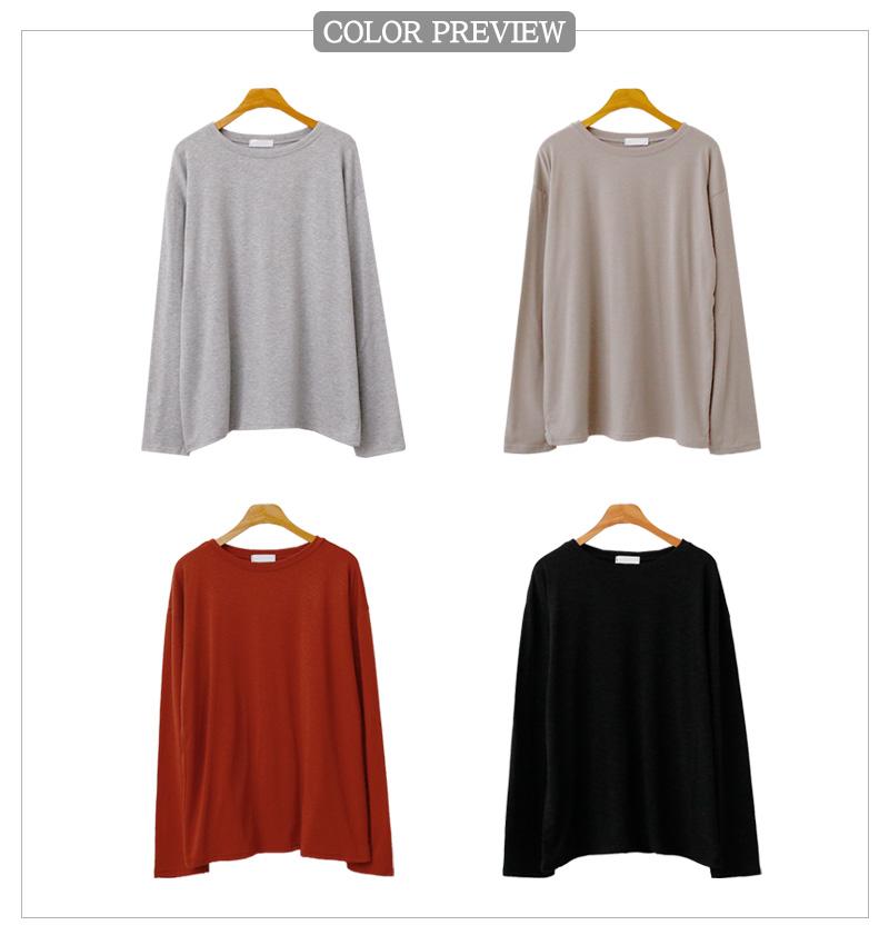Rise Fleece-lined T-shirt