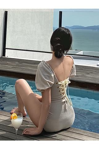 Creamy Pearl Bikini