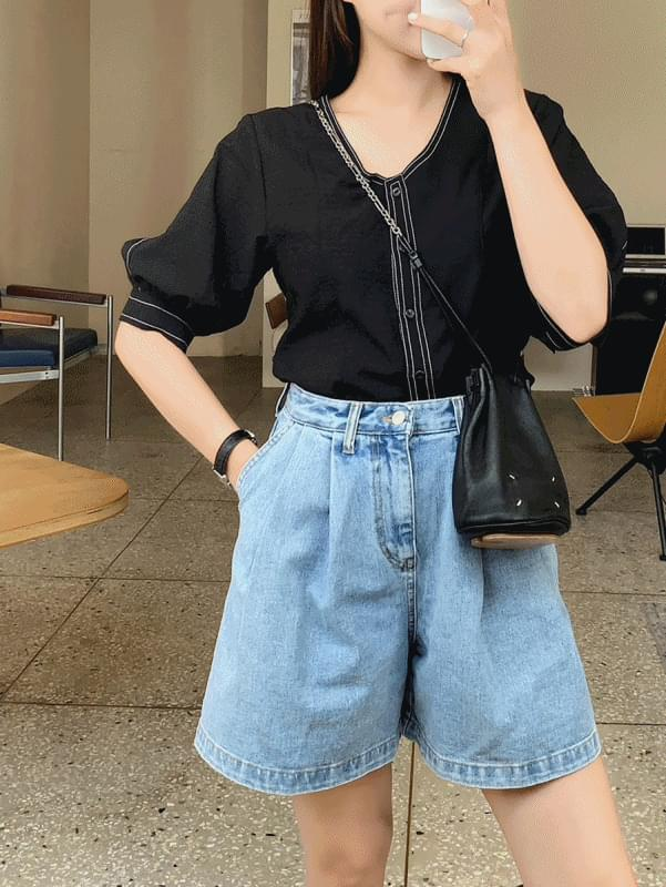 if-stitch blouse