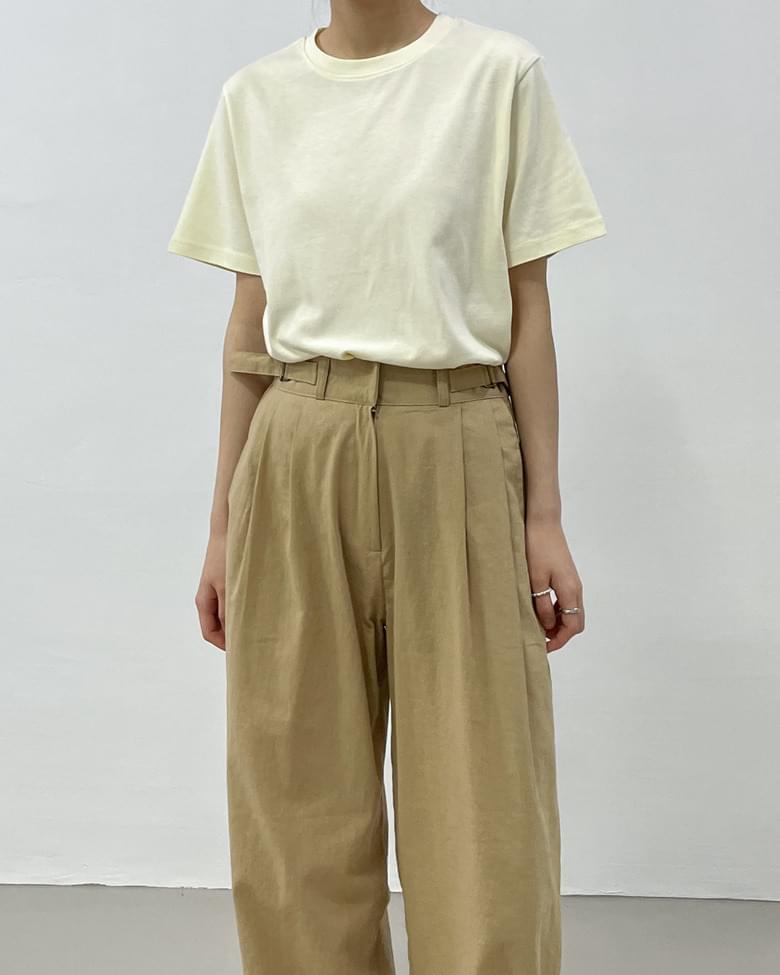 Modi Basic Short Sleeve T-shirt