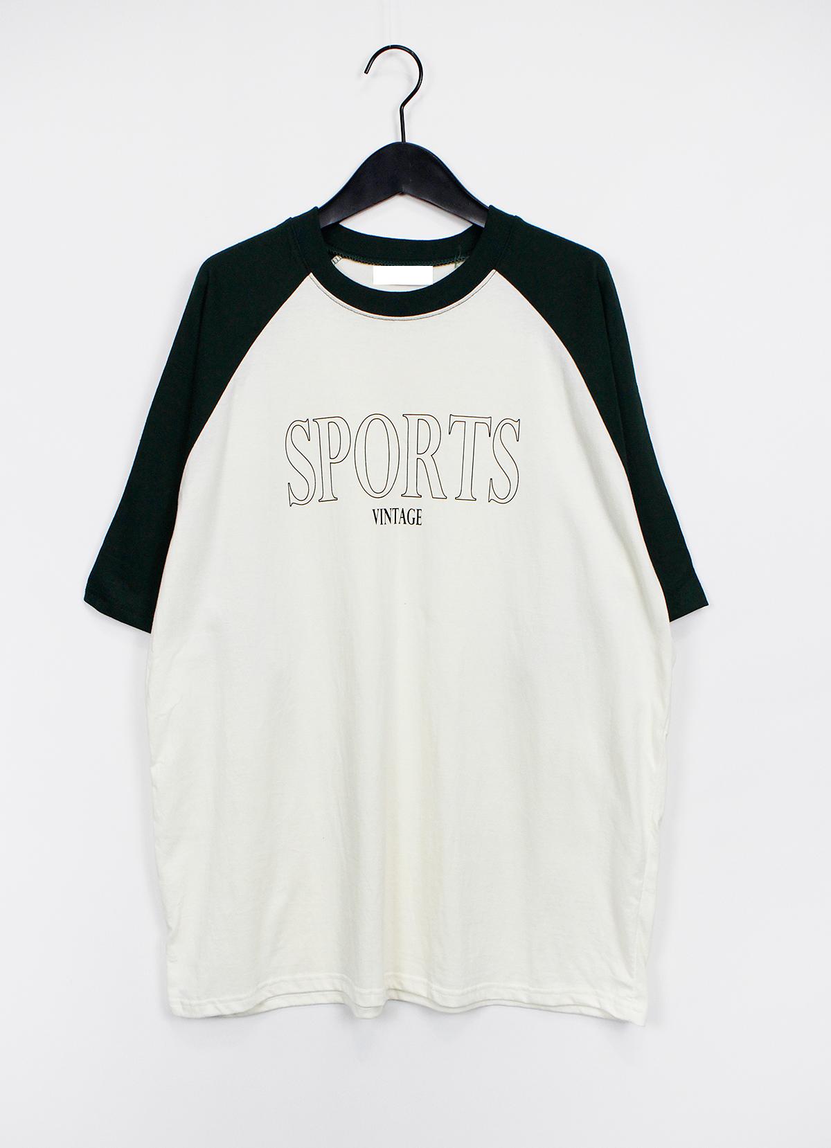 반팔 티셔츠 화이트 색상 이미지-S1L34