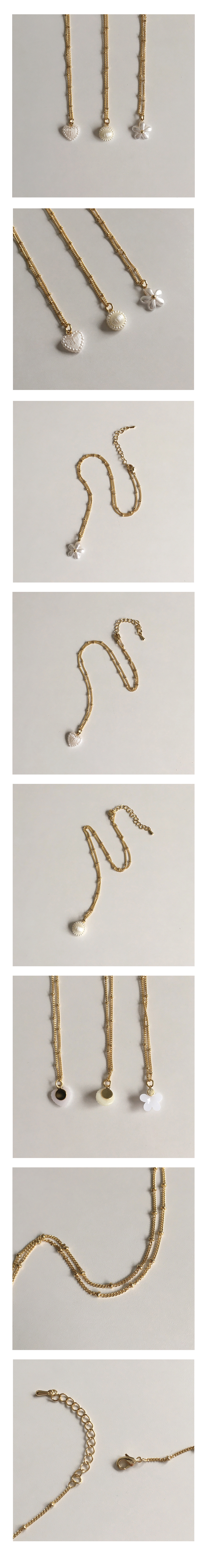 unique pearl necklace series