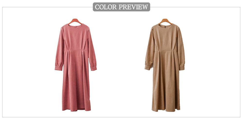 Said plain Dress