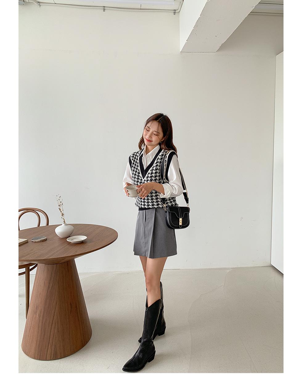 Mori Belt Skirt
