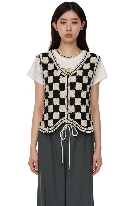 Mosaic Knitwear Best