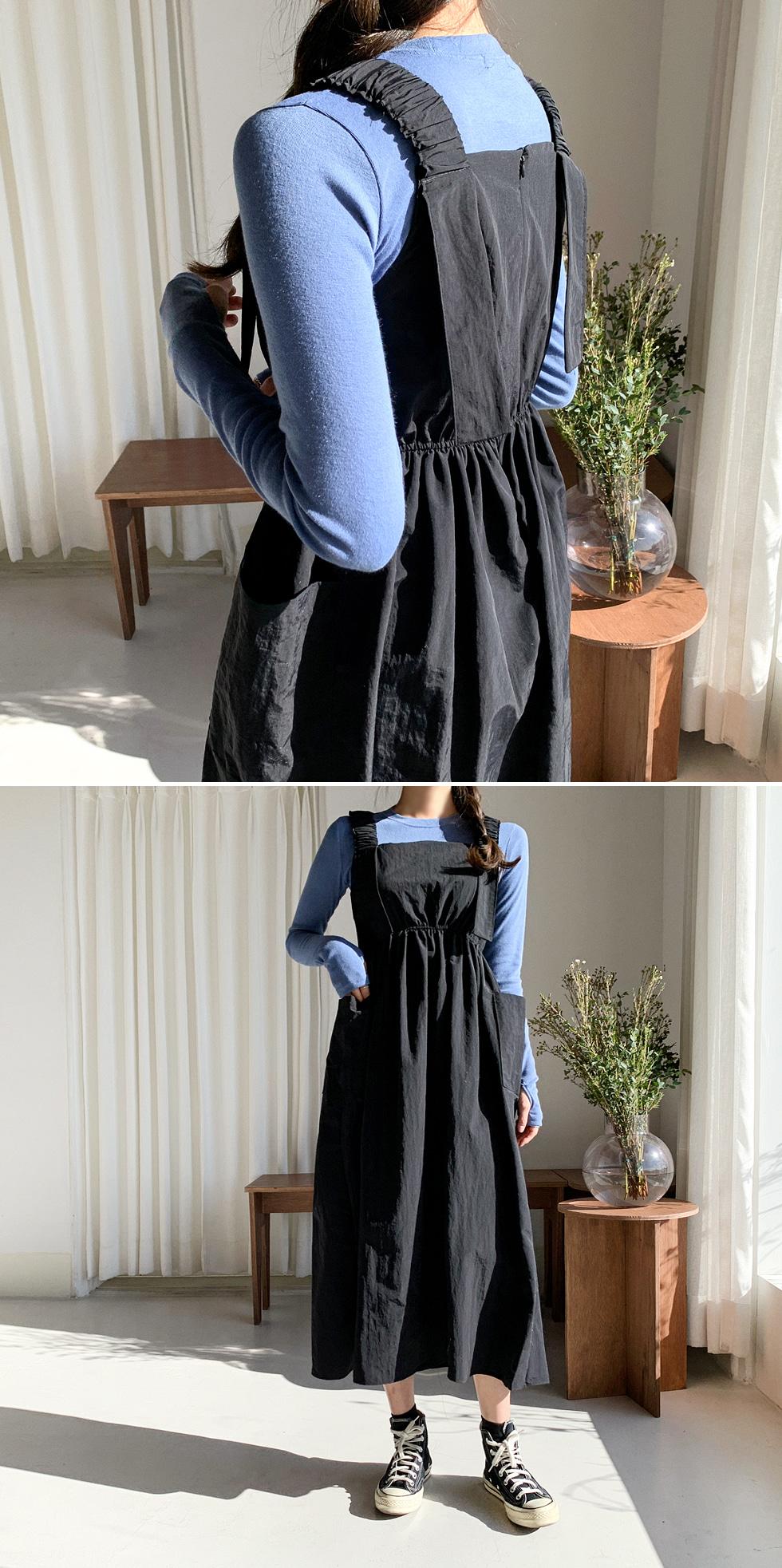 Tweed Pocket Dress