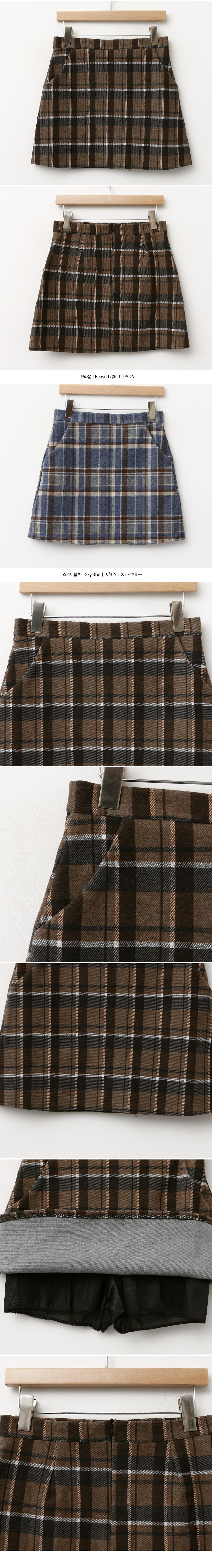 Have span check skirt