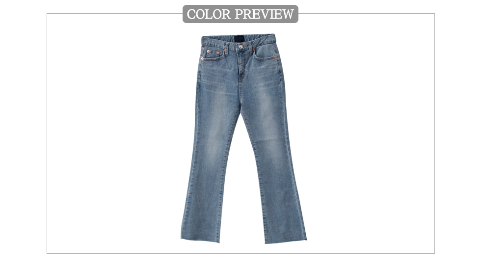 Hertz denim pants