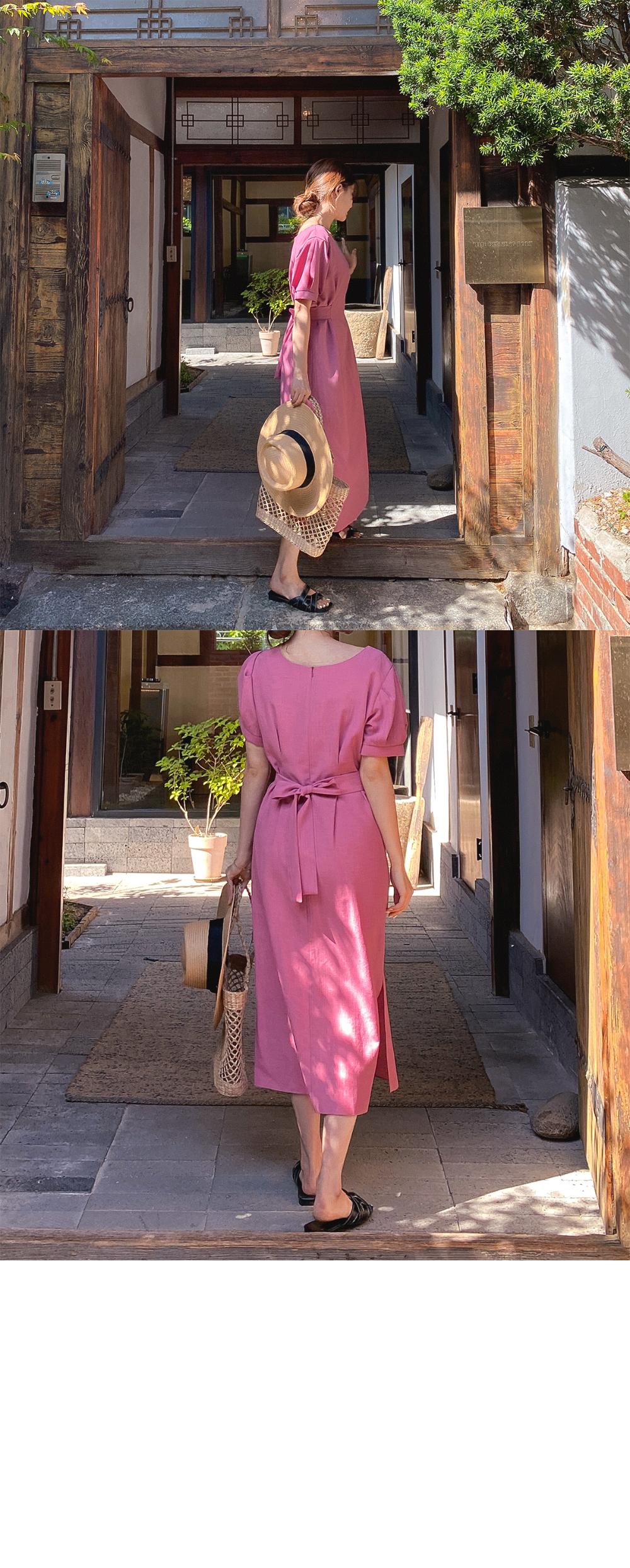 Juvis Dress - 3color