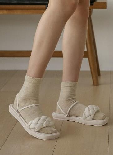 Tinne Two-way Weaving Sandals SDLTS2d175