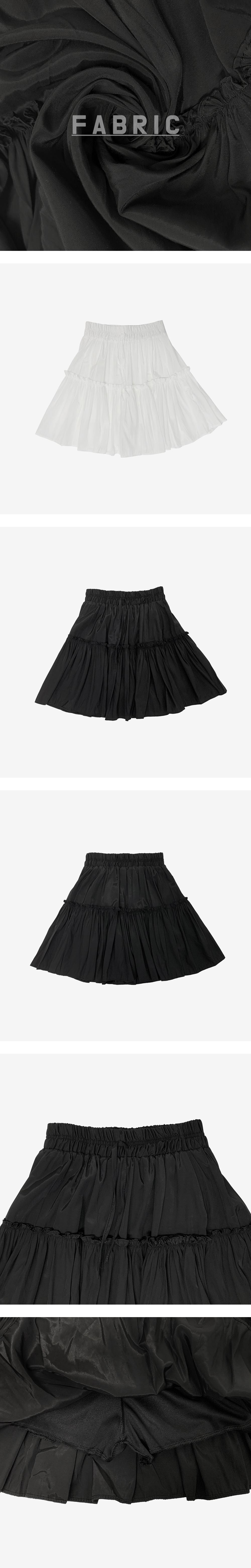 Bonafril Mini Skirt Ver.2
