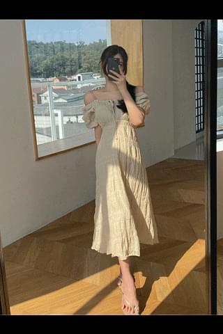 New 5% Innocent Girl Long Dress