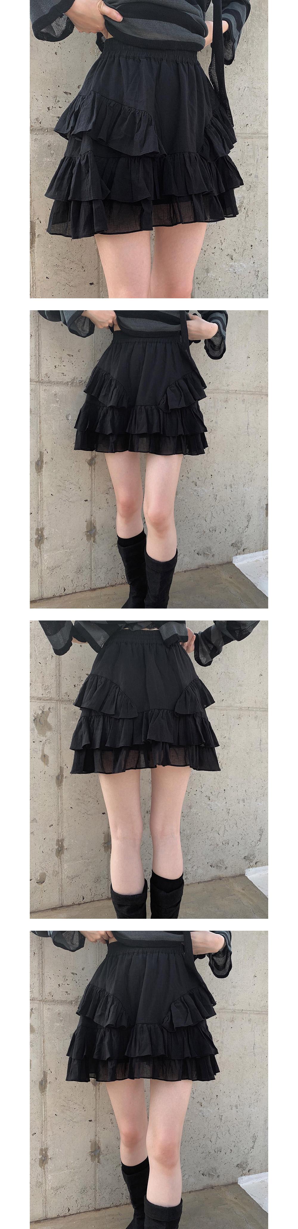 Cake Cancan Skirt
