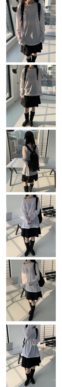Charming Black Skirt