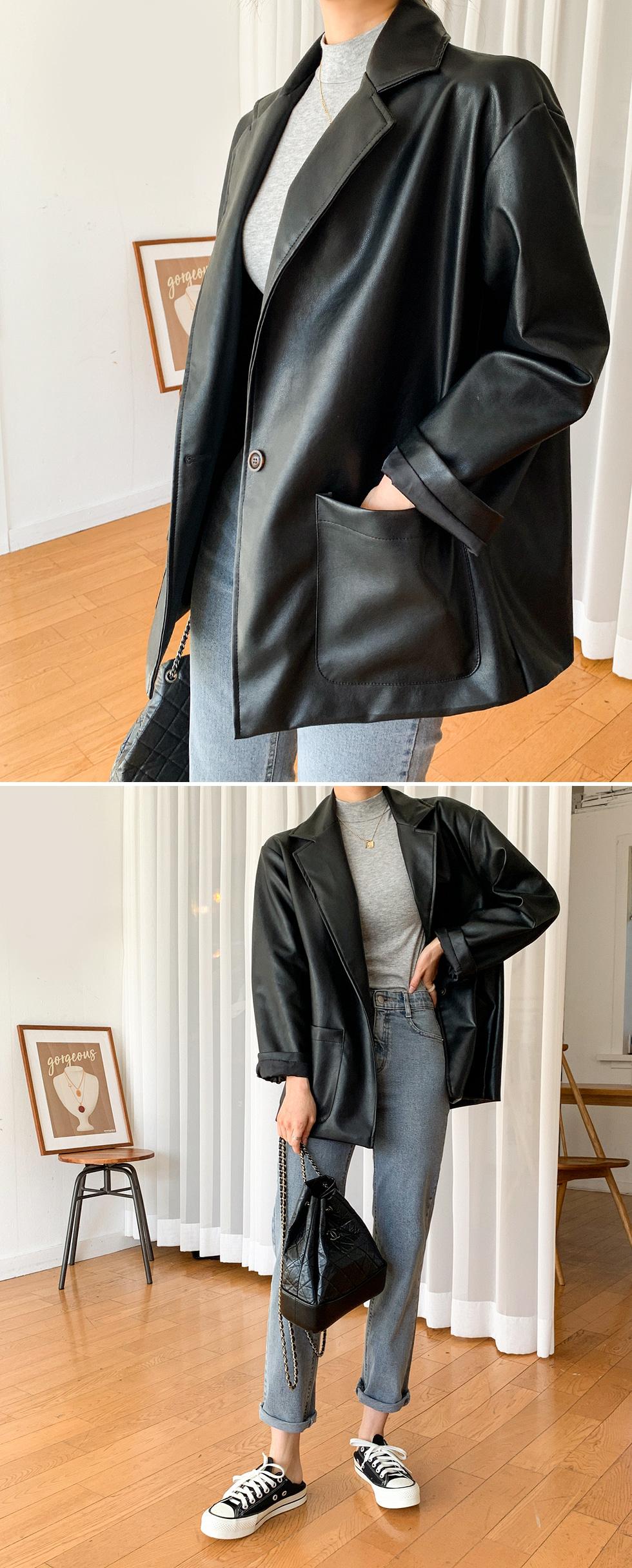 Eco line string jacket