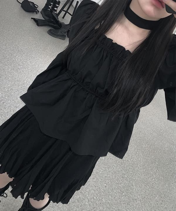 puff princess blouse
