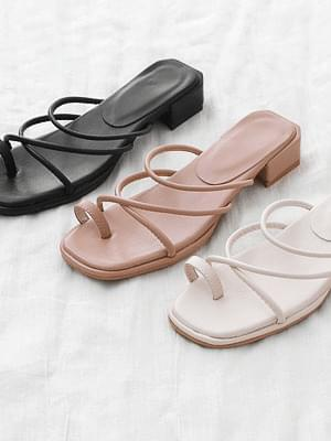 2way strap slingback sandals 11007 ♡3rd sold out♡