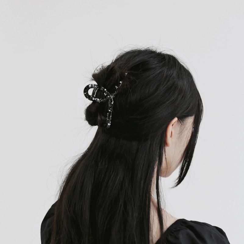 Have Dalmatian Hairpin