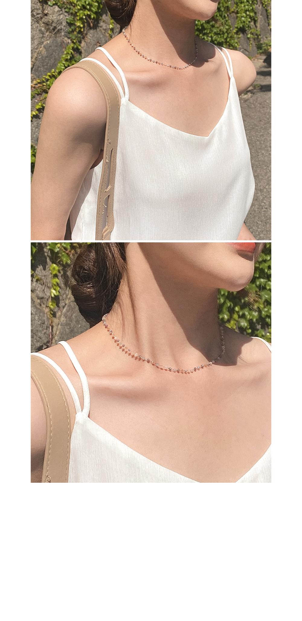 jack crystal necklace