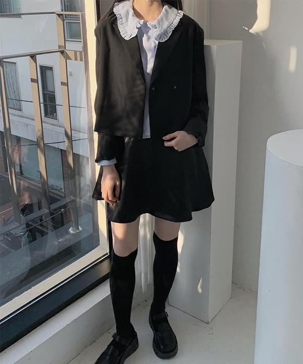 black air skirt
