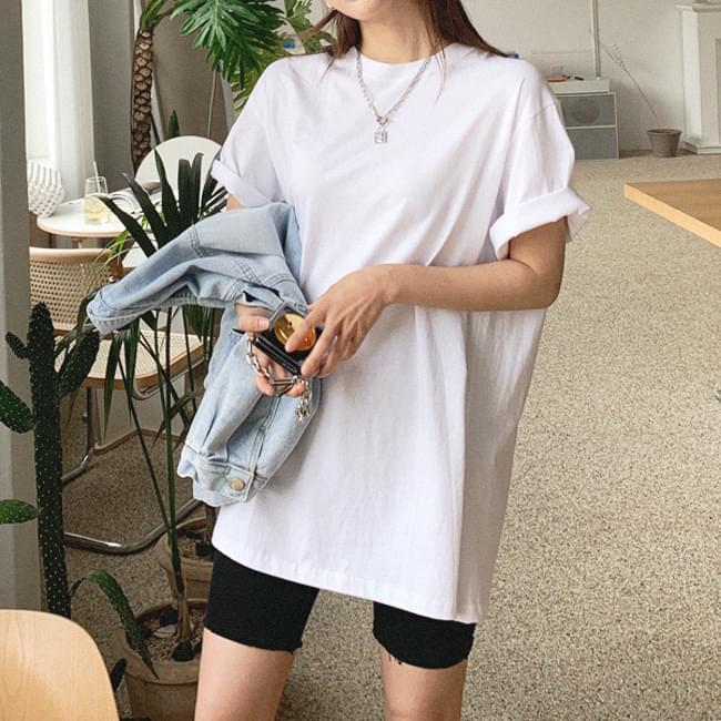 Nuclear Comfort Loose-fit Short Sleeve T-Shirt