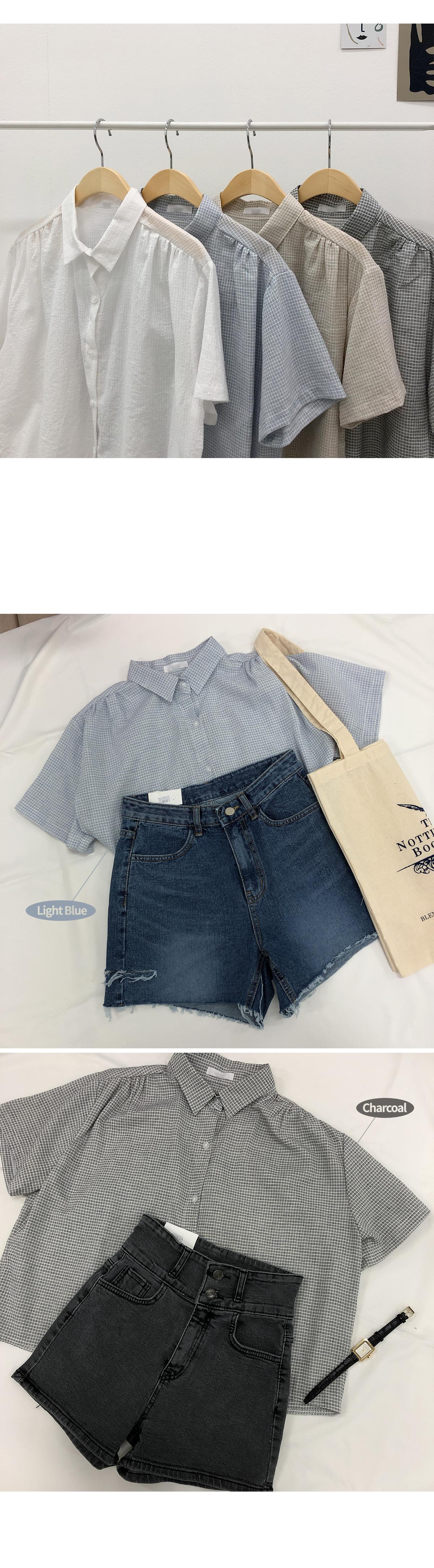 melo short sleeve shirt