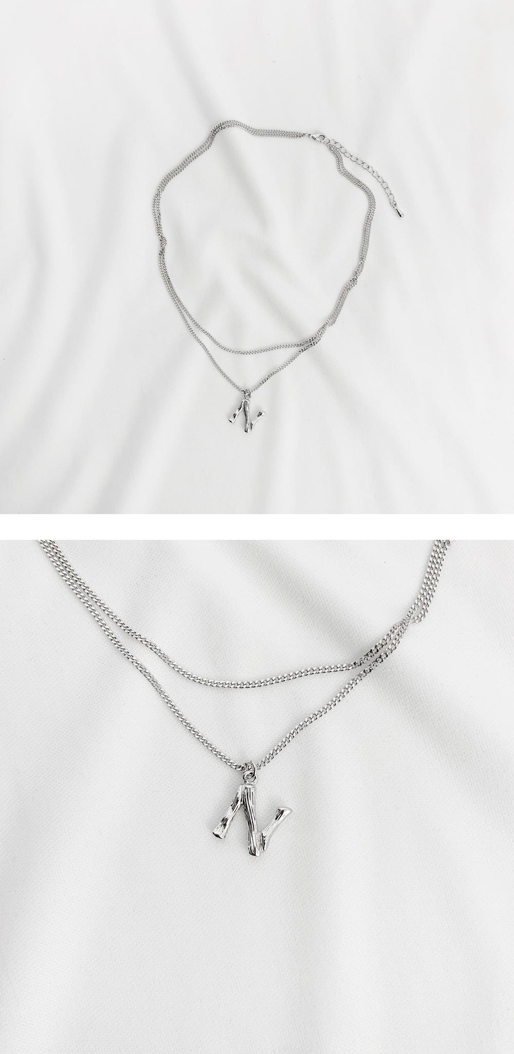 entréed chain necklace