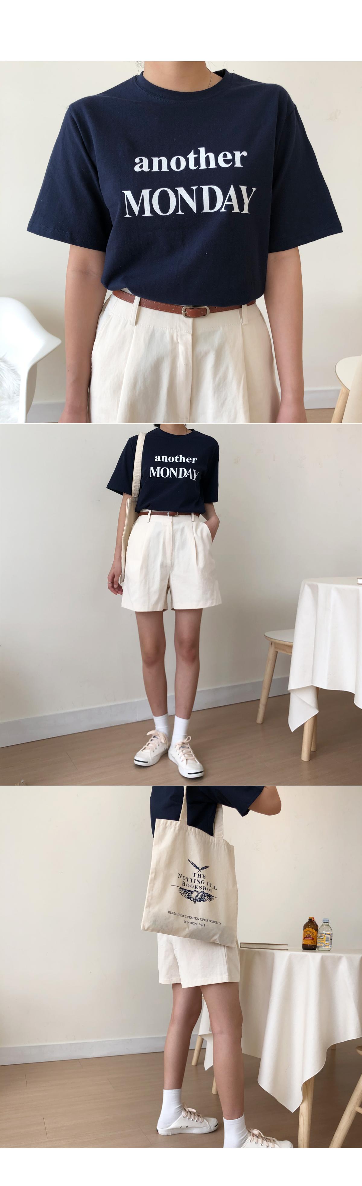 Cream Pintuck Cotton Shorts