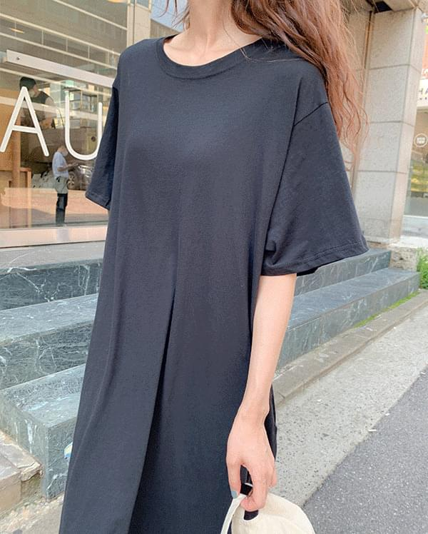 #made some redundancy daily long Dress