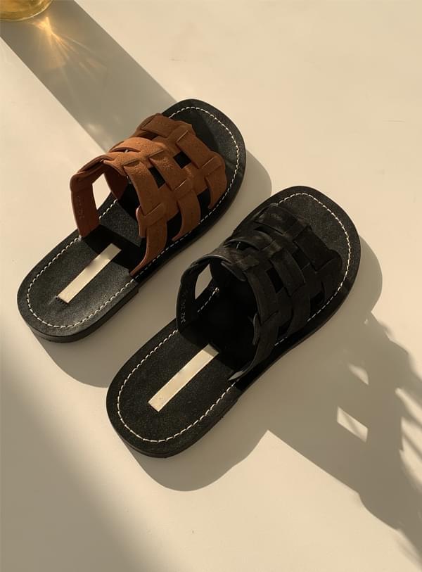 waffle netting shoes