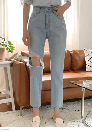 Fashionable Denim Pants
