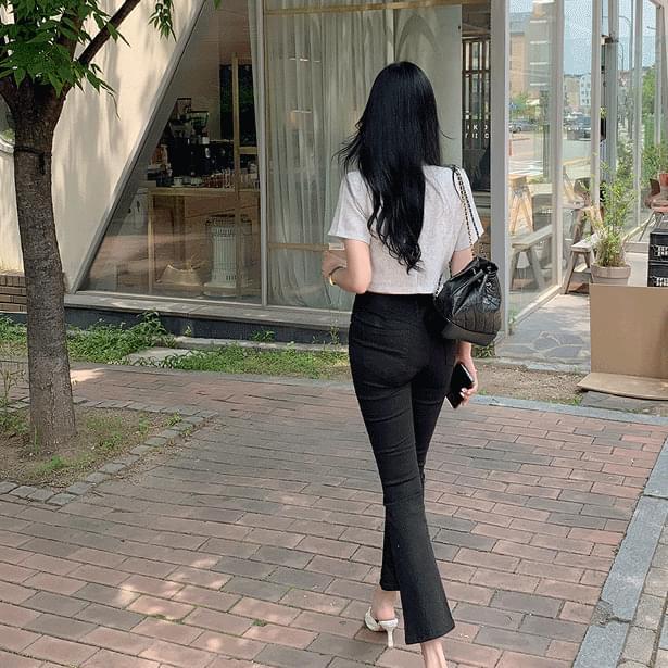 Coset Miss version Flared pants 牛仔褲