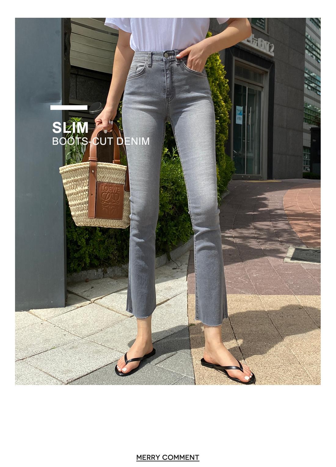 Crow Van Hai Flared jeans