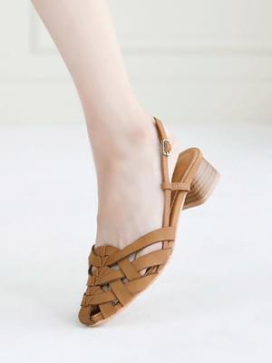 Breeze Slingback Sandals 3cm
