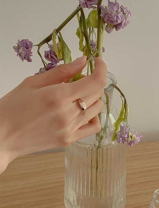 flix silver ring
