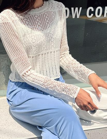 Kane Knitwear & Sleeveless Set