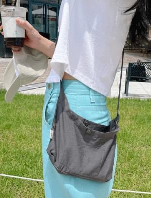 Earth rayon mini crossbody bag