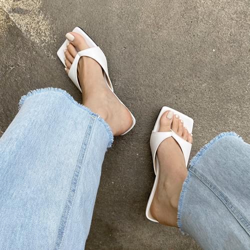 Elysun jjori mules slippers