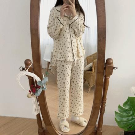 Blossom Pajamas Set